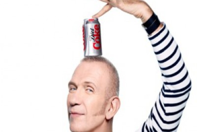 John Paul Gaultier Diet Coke