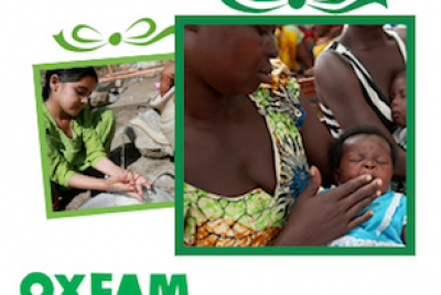 Oxfam partners with Nectar