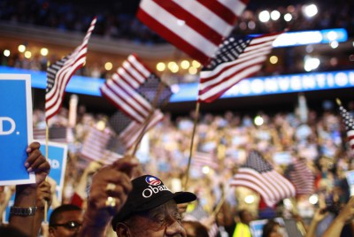 US election campaign