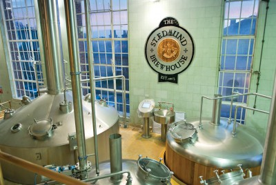 Green King brewery
