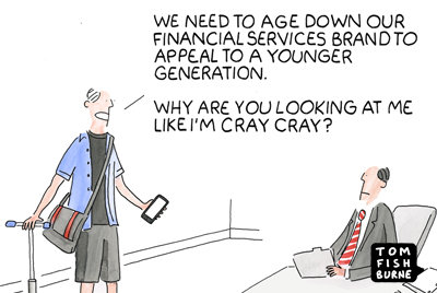 Appealing to a younger generation Marketoonist 2 9 15