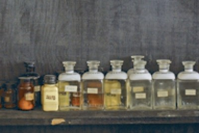 Poisonous Bottles