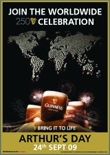 Guinness campaign