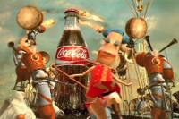 Coca-Cola advert