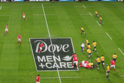Dove Men to sponsor WRU