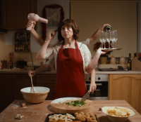 Morrisons' Chirstmas ad