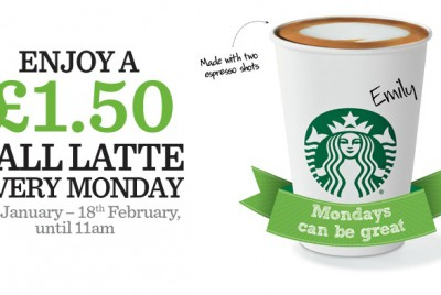 Starbucks - Mondays 304