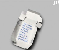 JTI Plain Cigarette Packs