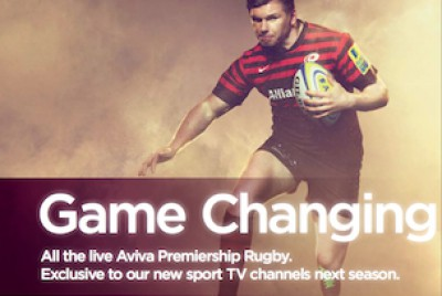 BT Sport first ad