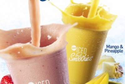 McDonald's Smoothies