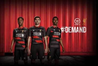 Liverpool FC Third Kit