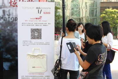 Retailers in China can make 40% of sales on mobile, but western economies need to catch up