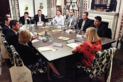 MW Round Table. October 2014