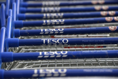 tesco trolley 2014