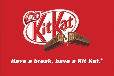 kit kat marketing Nestle's head of marketing confectionary anna stewart told news corp australia that the flavour creation came through the company's development work in australia  the new kit kat gold.