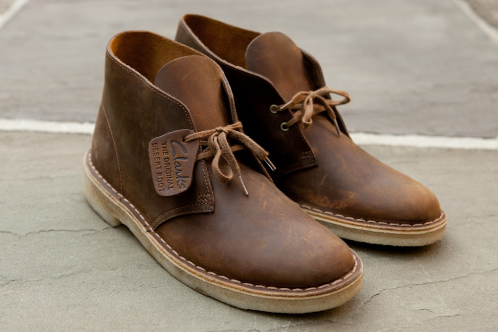 Clarks Uses Whatsapp To Celebrate Its Desert Boot With New