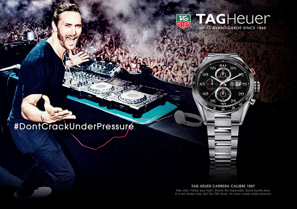 marketing strategy tag heuer Tag heuer launches online ad campaign  innovative marketing strategies in the luxury watch world, said jenna fagnan, vice president of marketing for tag heuer n.